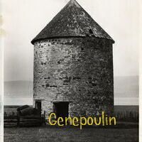 Moulin Seigneurial Poulin ca 1926